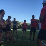 Buddy Franklin & Jarrad McVeigh Train With North Shore