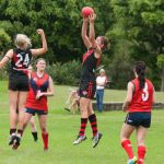 Libby Graham AFL Sydney Rising Star