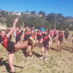 Come & Try Womens Footy – November 12