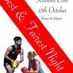 Best & Fairest Ball – Don't Miss Out!!