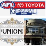 Grand Final at the Union Hotel